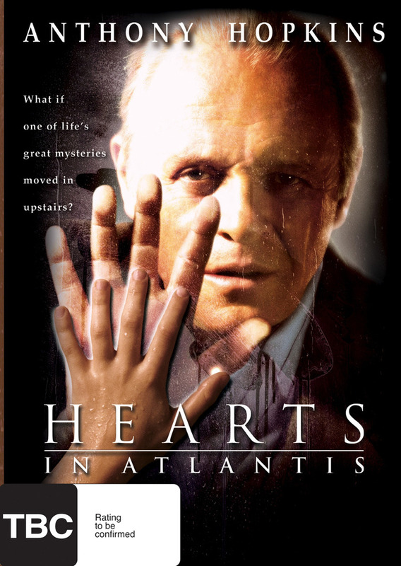 Hearts in Atlantis on DVD
