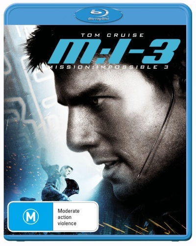Mission - Impossible III on Blu-ray image