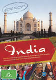 Places We Go - India DVD