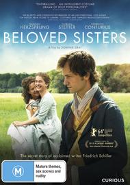 Beloved Sisters DVD