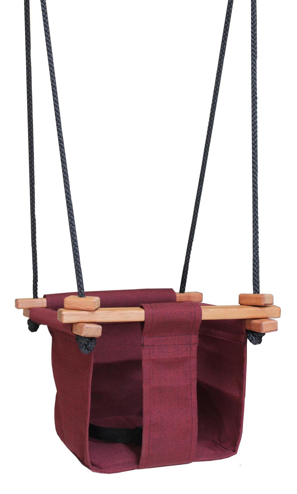 Baby Kea Swing - Burgundy image