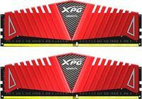 2 x 4GB ADATA Z1 XPG 2800Mhz DDR4 RAM (Red)