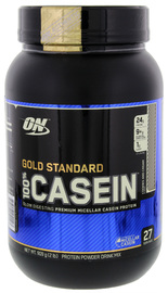 Optimum Nutrition 100% Gold Standard Casein - Cookies and Cream (909g)