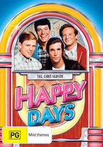 Happy Days - Season 1 (3 Disc Set) on DVD