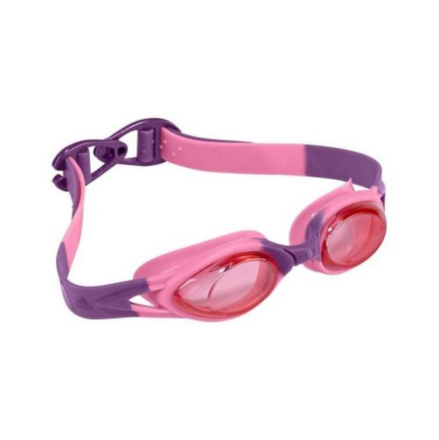 Adidas Aquasurf Kids Goggles - Pink Lens (Pink/Purple)