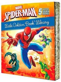 Spider-Man Little Golden Book Library (Marvel) by Various ~