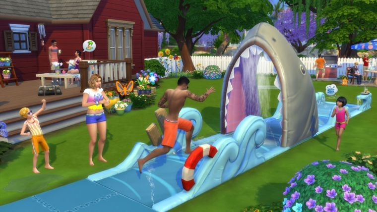 The Sims 4 for PS4 image