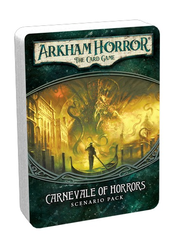 Arkham Horror: Carnevale of Horrors - Scenario Pack