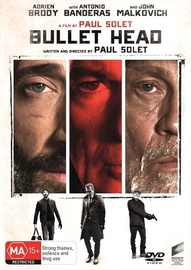 Bullet Head on DVD