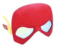 Sunstaches: Costume Sunglasses - Flash Mask
