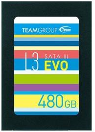 """480GB Team L3 EVO SATA III 2.5"""" SSD"""