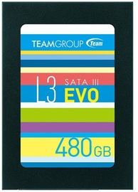 "480GB Team L3 EVO SATA III 2.5"" SSD image"