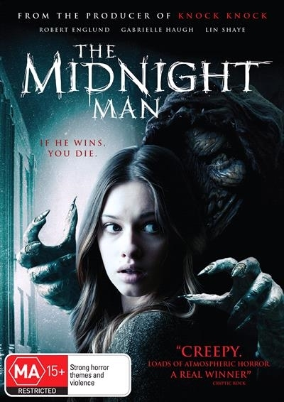 The Midnight Man on DVD image