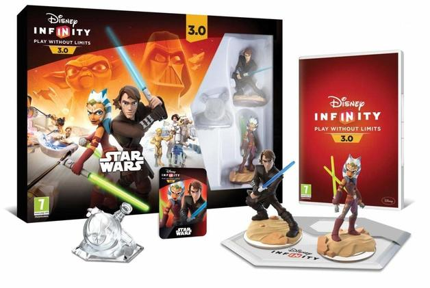 Disney Infinity 3.0: Star Wars Starter Pack (Xbox 360) for X360