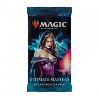 Magic The Gathering : Ultimate Masters Single Booster