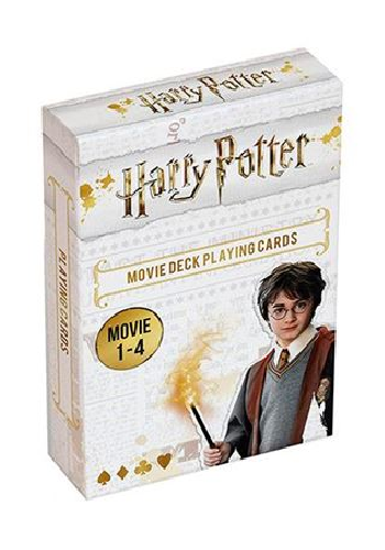 Harry Potter: Movie Series (1-4) - Playing Card Set image