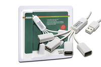 Digitus 4 Port USB 2.0 Mini Spider Hub