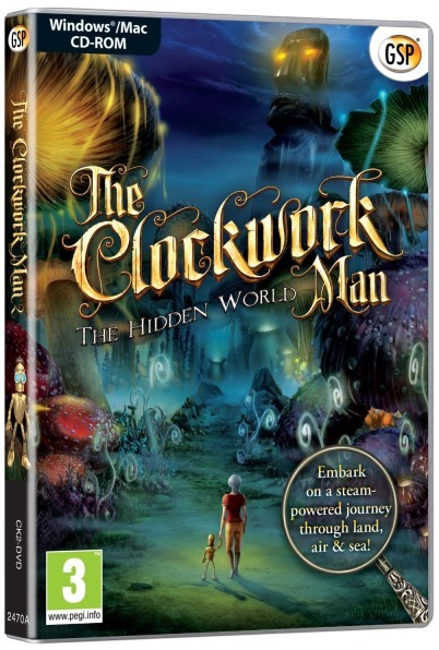 The Clockwork Man 2 for PC image