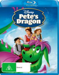 Pete's Dragon on Blu-ray