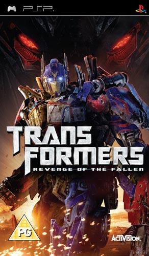 Transformers: Revenge of the Fallen for PSP