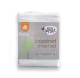 Eco Sprout Organic Bassinet Sheet Set