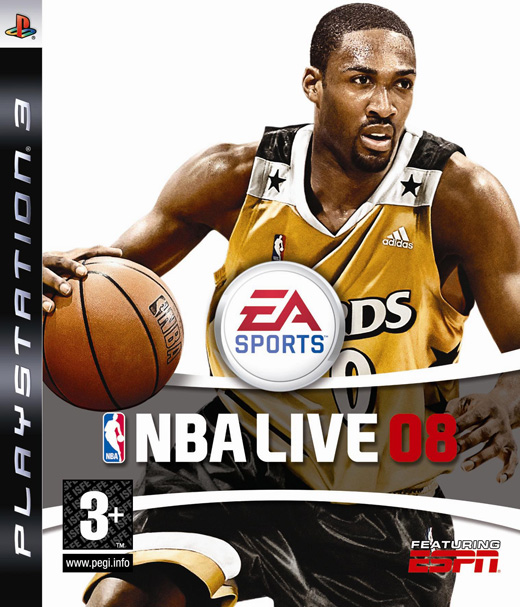 NBA Live 08 for PS3 image
