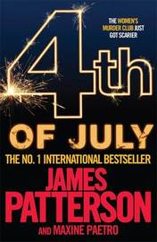 4th of July (Women's Murder Club #4) by James Patterson image