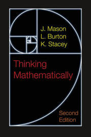 Thinking Mathematically by J. Mason image