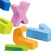 Hape: Wooden Alphabet Puzzle image