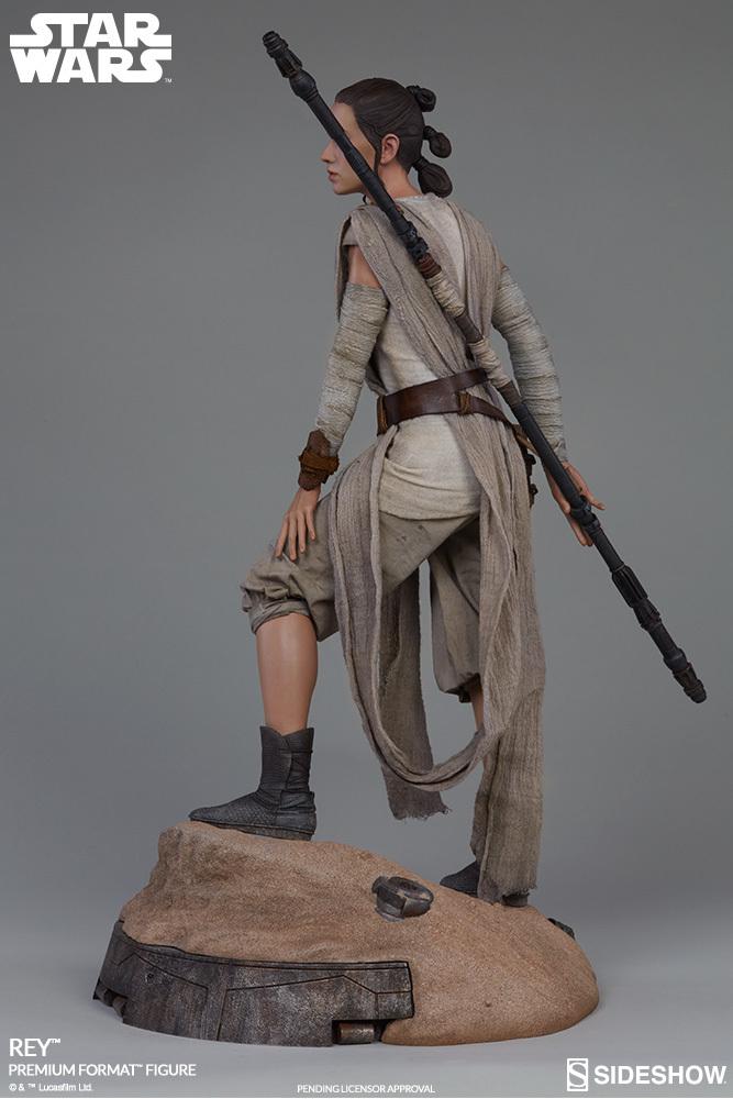 Star Wars: Rey - Premium Format Figure image