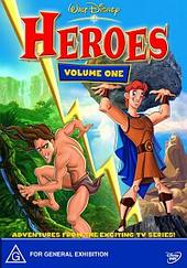 Disney Heroes - Volume One on DVD