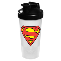 Superman Protein Shaker