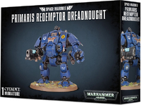 Warhammer 40,000 : Space Marine Primaris Redemptor Dreadnought