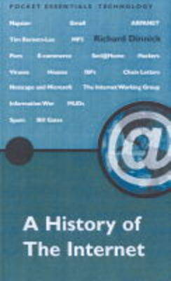 History Of The Internet by Richard Dinnick image