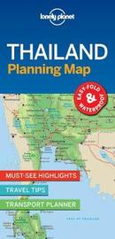 Thailand Planning Map by Lonely Planet