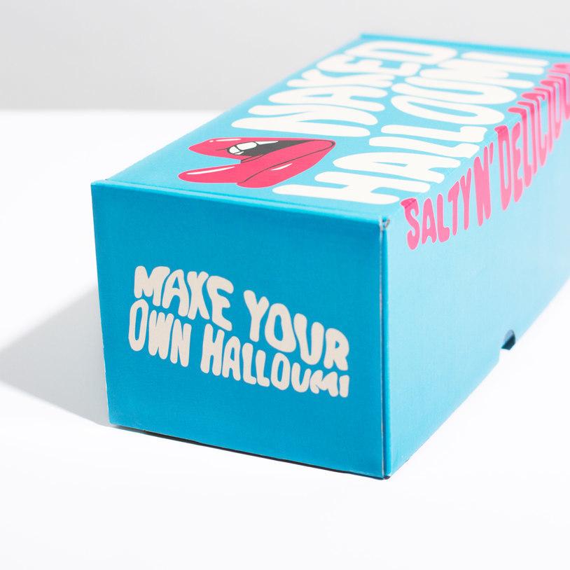 Make Your Own Halloumi Kit image