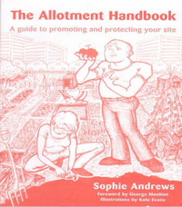 The Allotment Handbook by Sophie Andrews image