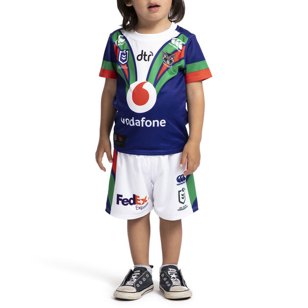 Vodafone Warriors Infant Set (4YR)