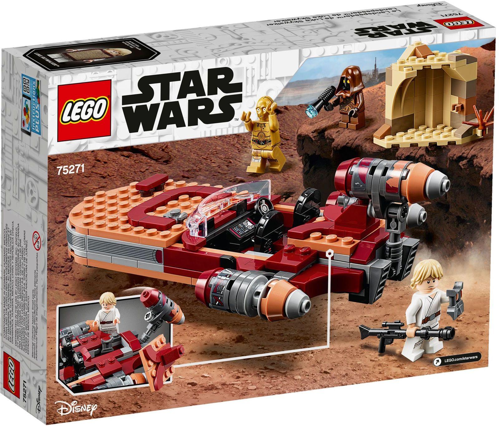 LEGO Star Wars - Luke Skywalker's Landspeeder image