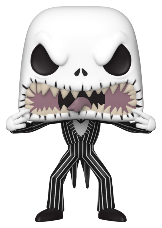 NBX - Jack (with Scary Face) Pop! Vinyl Figure