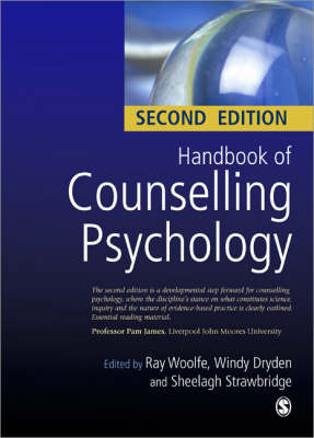 Handbook of Counselling Psychology image