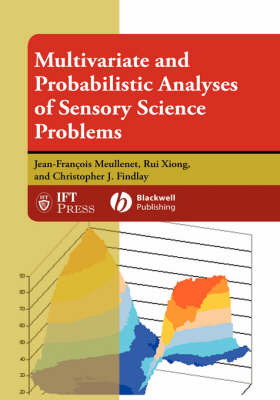 Multivariate and Probabilistic Analyses of Sensory Science Problems by Jean-Francois Meullenet image