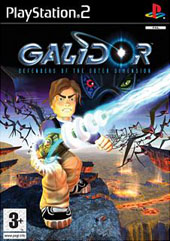 Galidor: Defenders of the Outer Dimension for PS2