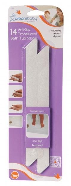 Dream Baby Non-Slip Bath Strips (7 Pack) image