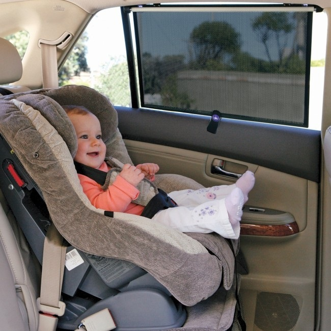 Dream Baby Extra Wide Car Window Shade (2 Pack) image