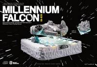 Star Wars - Millenium Falcon - Floating Version