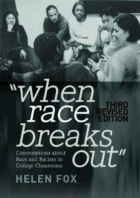 When Race Breaks Out by Helen Fox image