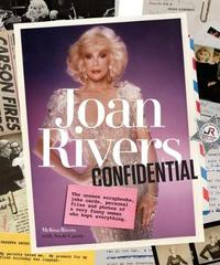 Joan Rivers Confidential by Melissa Rivers