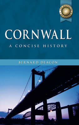 Cornwall by Bernard W. Deacon