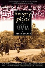 Hungry Ghosts by Jasper Becker image